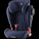 Le moment de retirer le siège auto pour notre enfant arrive!