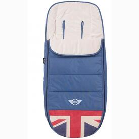 FOOTMUFF MINI BUGGY UNION JACK VINTAGE
