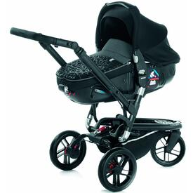 POUSSETTE BEBE JANÉ TRIDER AVEC MATRIX LIGHT 2 S90 CRATER