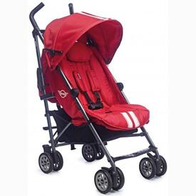 POUSSETTE EASY WALKER MINI BUGGY FIREBALL RED