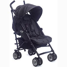 POUSSETTE EASY WALKER MINI BUGGY MIDNIGHT BLACK