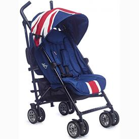 POUSSETTE EASY WALKER MINI BUGGY UNION JACK CLASSIC