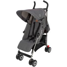 POUSSETTE QUEST MACLAREN DENIM CHARCOAL