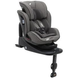 SIÈGE AUTO JOIE STAGES ISOFIX FOGGY GRAY